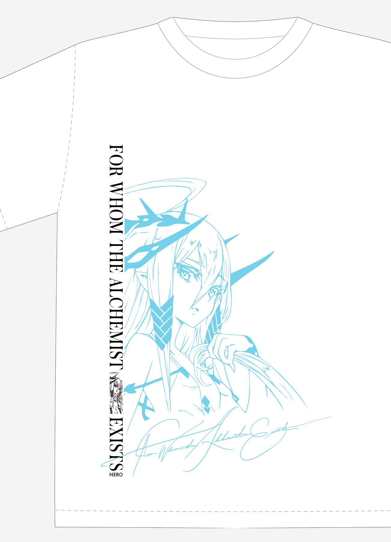 【再販】NERO 2021 プリントTシャツ