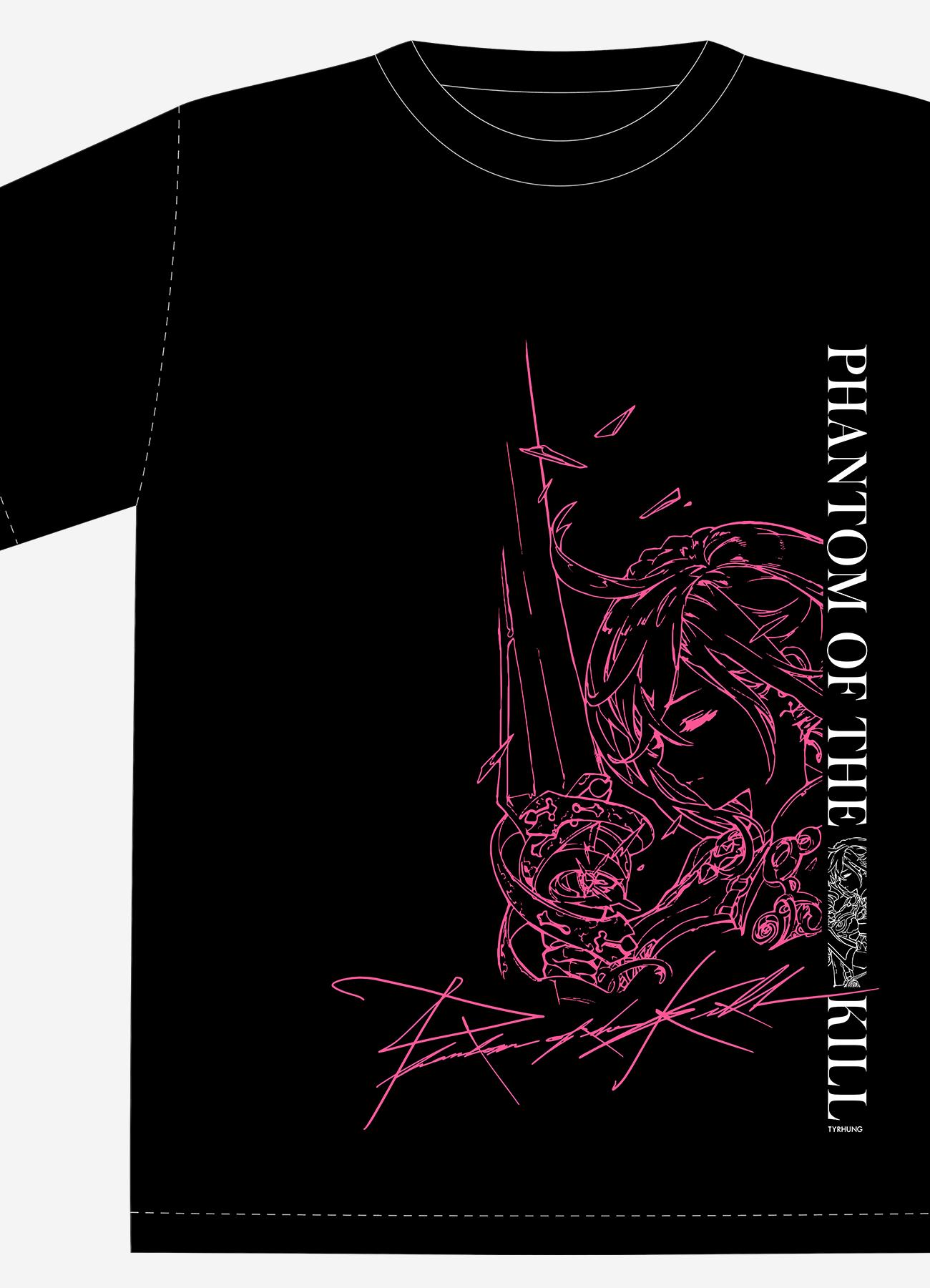 【再販】TYRHUNG 2021 プリントTシャツ